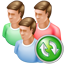 Group Refresh icon