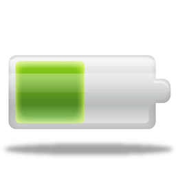 Battery Half