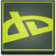DeviantArt square icon