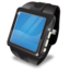 Mp3 watch icon