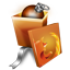 Firefox gift icon