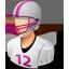 Footballplayer Female Light-64