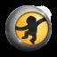 3D MediaMonkey icon