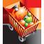Christmas Shopping Cart-64