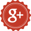 Google Plus Vintage Icon