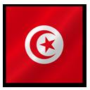 Tunisia Flag-128