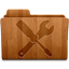 Utilities matte Icon