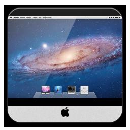 iMac glaxy