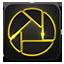 Picasa neon glow icon