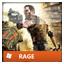 Rage Metro Icon