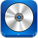 CD ROM blue-128