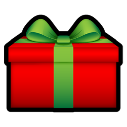 Gift red