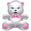 Teddy Bear Lady icon