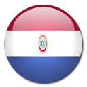 Paraguay Flag-128