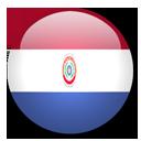 Paraguay Flag-128
