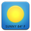 Weather F icon