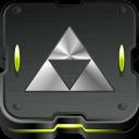 Zelda Triforce-128