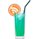 RSS green cocktail