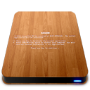 Wooden Slick Drives BSOD-128