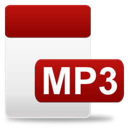 Mp3 Icon Download Cute File Extension Icons Iconspedia
