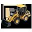 Compact Wheel Loader icon