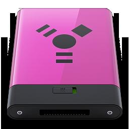 HDD Pink Firewire B