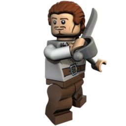 Lego Will Turner