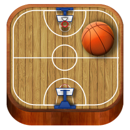 Basketball wooden
