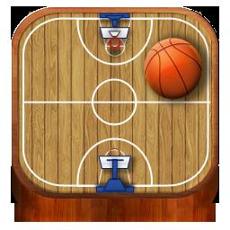 Basketball wooden