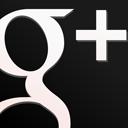 GooglePlus Black-128