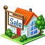 House Sale icon