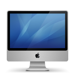 iMac Aluminium 20 Inch