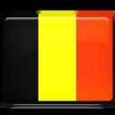 Belgium flag-128