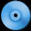 Cd DVD Blue-64