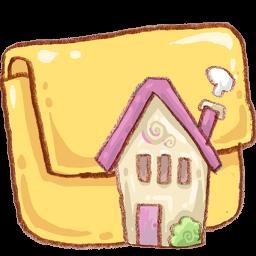 Folder Home