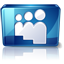 MySpace high detail Icon