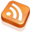 RSS Feed Orange icon