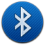 Bluetooth Round icon