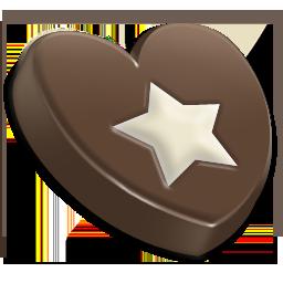 Chocolate Star