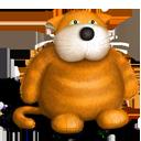 Plush Cat-128