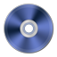 Blue Metallic CD icon