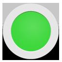 Green Circle-128