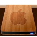 Wooden Slick Drives Apple-128