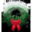 Holiday wreath snowy Icon