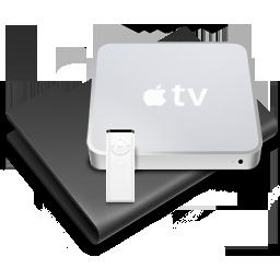 AppleTV Black