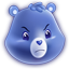 Grumpy Bear Icon