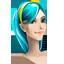 Internet Explorer Girl icon