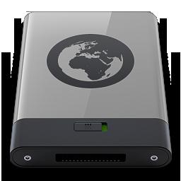 HDD Grey Server B