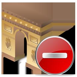 Arch of Triumph Delete