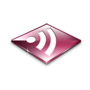 Rss Feeds Pink-128